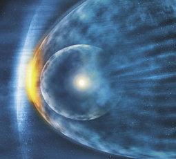 Pour la Science - Actualité - Voyager observe la lueur de l'hydrogène galactique | Astronomy Domain | Scoop.it