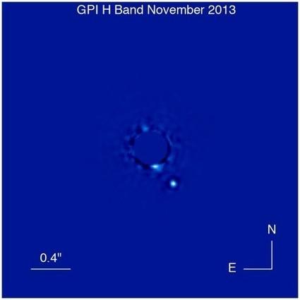 Une minute de pose pour une exoplanète | La revue de presse des élèves de 2nde - semaine A | Scoop.it