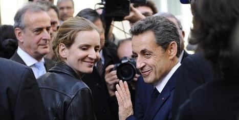 Le coup de com' raté au Parc des Princes de Nathalie Kosciusko-Morizet avec Nicolas Sarkozy   Actualité de la politique française   Scoop.it