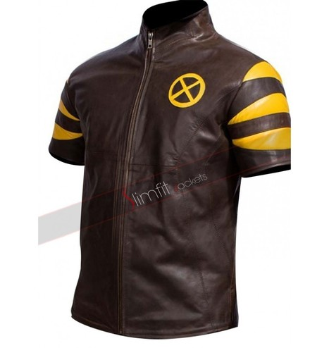 Kelsey Grammer X-Men Last Stand Hank Jacket | Replica Movies Leather Jackets | Scoop.it