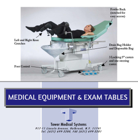 All You Need To Know About Medical Exam Equipment | Tower Medical Systems | Scoop.it