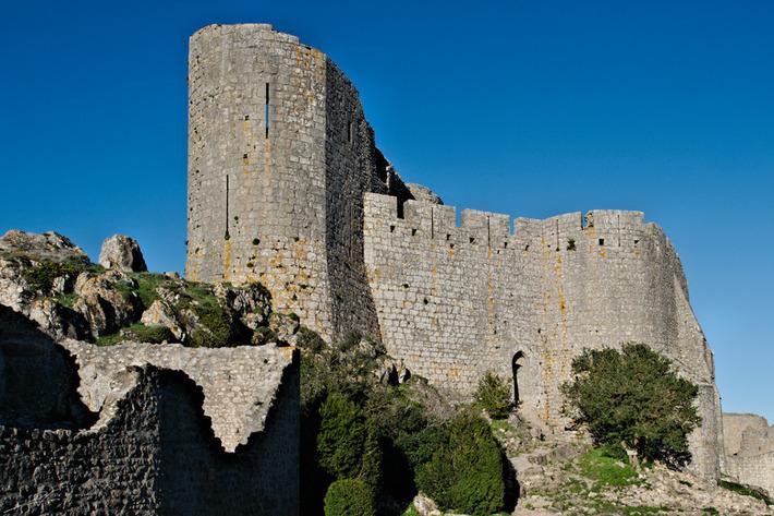 Château primitif du comte de Besalù | #TerresCathares | Scoop.it