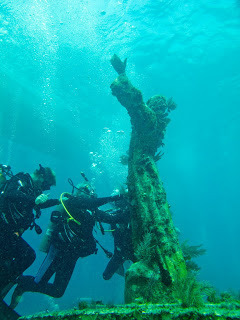 Adventure and Creativity: How Christ of the Abyss made it to Florida | #scuba #scubadiving | Scuba Diving | Scoop.it