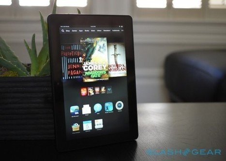 Amazon Kindle Fire HDX 8.9 Review | Technology News | Scoop.it