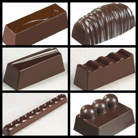 Chocolate Sweet Moulds - FAME Co Kuwait | rrenny | Scoop.it