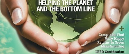 Collaboration is Key for Supply Chain Sustainability | What's Moving in Supply Chain | Scoop.it