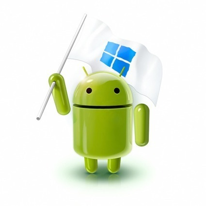 Windroid: What if Microsoft forked Android? - VentureBeat   Technology News   Scoop.it