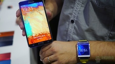 Android 4.3 coming to Galaxy S4 in October, Galaxy S3 and Galaxy Note 2 by the end of December, Samsung Gear talk confirms | Android Mobile Phones, Latest Updates on Android, Applications & Techonology | Scoop.it