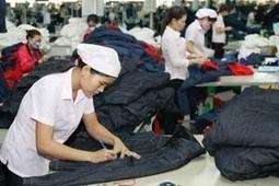 Le secteur textile table sur une croissance de 12% de ses exportations - Vietnam+   Tendance du marché du textile   Scoop.it