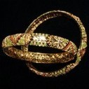 Gold Bangles - Best Gold Bangles for Indian Brides - WedNeeds | Bridal Jewellery | Scoop.it