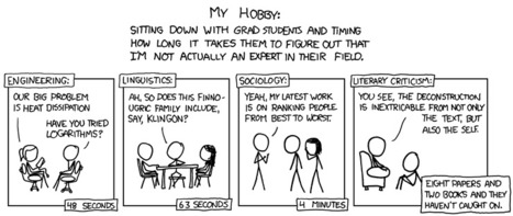 xkcd: Impostor | Archivance - Miscellanées | Scoop.it