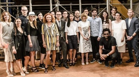 BlackBook | Catch Anna Wintour and a New Crop of CFDA Incubator Designers TONIGHT 11/5/14 | The Fashion Fund | Scoop.it