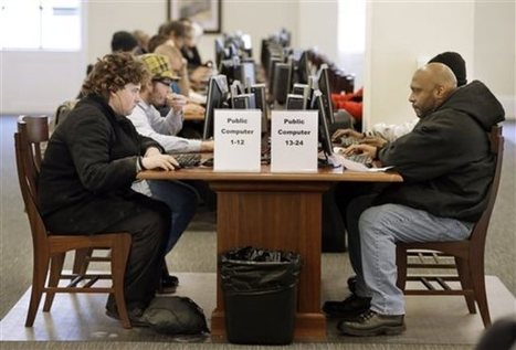 Homeless people need libraries, and libraries need them, too | Tennessee Libraries | Scoop.it
