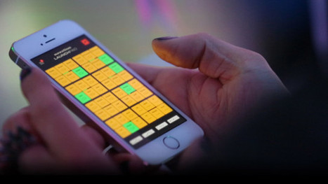 Novation's Launchpad App: iPhone Expansion means More Creativity | DJing | Scoop.it