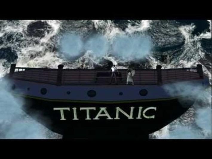 Celine Dion – Titanic 3D – Original Themesong – Secondlife Machinima « Safegaard – Movie Theater   Machinimania   Scoop.it