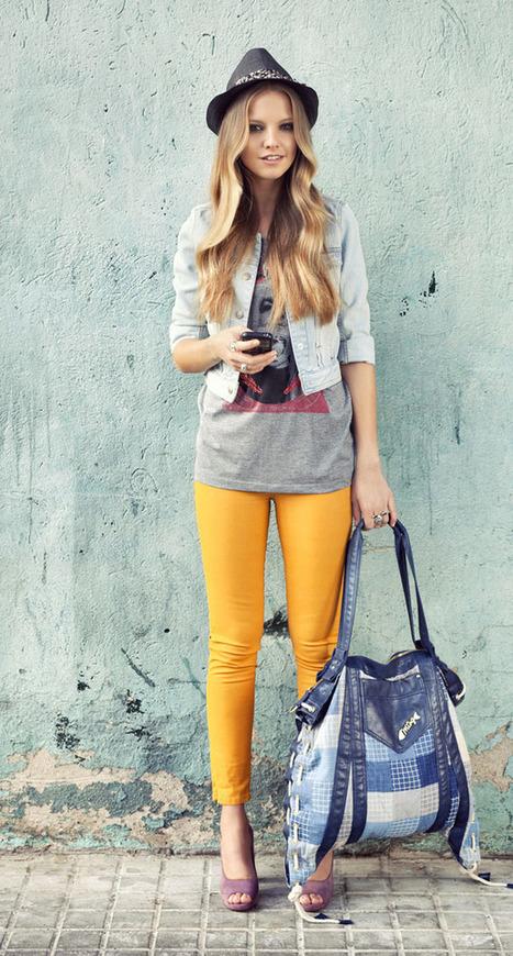 Look MTNG. Mustang Mood Style. | Tienda online de zapatos ... | Zapatos Online | Scoop.it