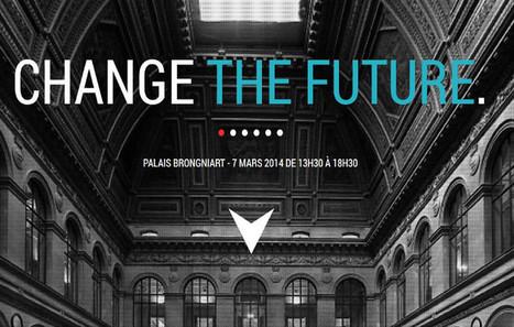 Influencia - à ne pas manquer - La Journée de la femme digitale au palais Brongniart   web etc   Scoop.it