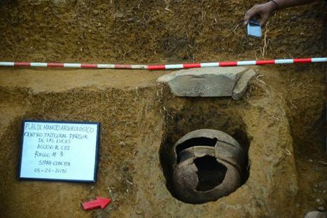 Pre-Hispanic tombs found in Colombia are over 2,000 years old | Centro de Estudios Artísticos Elba | Scoop.it