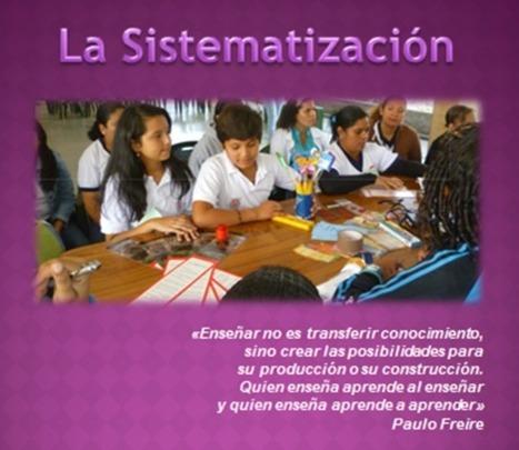 Equipo de Sistematización | Calidad de la Educación Popular | Scoop.it