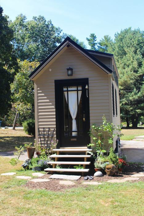 Tiny Hall House | Maisons éco | Scoop.it