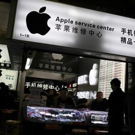 Apple's China dilemma: market share or cachet? | 00351 SOCIAL MEDIA | Scoop.it