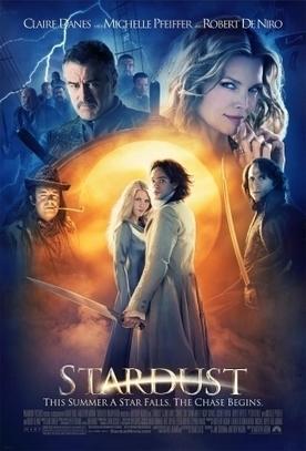 Stardust Movie - Stardust Trailer - Neil Gaiman | Costume for Journey to Space | Scoop.it