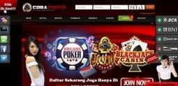 CobaPoker Agen Poker, Dewa Poker, Agen Domino QQ, Agen BandarQ ,BandarQ Terpercaya   NusanDotCom   ituDomino.com JUDI DOMINO, AGEN DOMINO, AGEN JUDI DOMINO ONLINE INDONESIA TERPERCAYA   Scoop.it