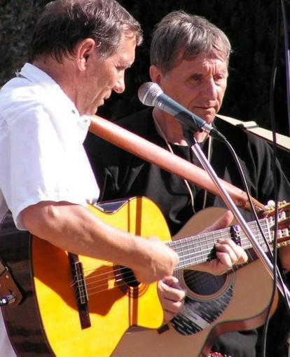 Viane. Jean et Pierre : les frères Pradelles  en concert | Archives | Scoop.it