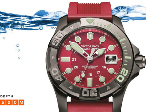 The Ultimate Best Dive Watches | best dive watches, dive computer | Scoop.it