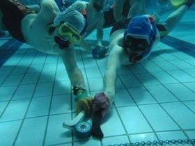 Top 10 Oddest Underwater Sports | Strange days indeed... | Scoop.it