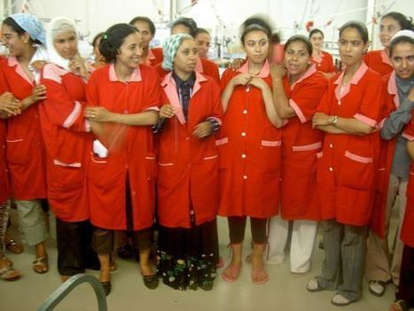 Tunisie : les ouvrières du textile décidées à faire valoir leurs droits | A Voice of Our Own | Scoop.it