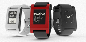 Pebble Smart Watch | Gadgets for Fitness | Scoop.it
