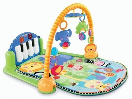 @1@   Fisher-Price W2621 – KundP Piano Gym | Krabbeldecken Günstig | Scoop.it