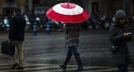 Emergencias registra 250 incidencias por el temporal de lluvia, viento y nieve   Transporte marítimo.   Scoop.it