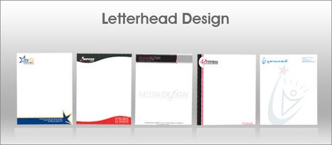 Letter Head Design Service | Website Design & Development | Scoop.it