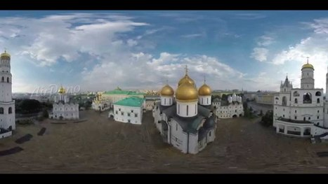 360° video Moscow Kremlin » Online Relaxing | I didn't know it was impossible.. and I did it :-) - No sabia que era imposible.. y lo hice :-) | Scoop.it