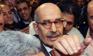 ElBaradei returns to Egypt calling for democracy | Coveting Freedom | Scoop.it