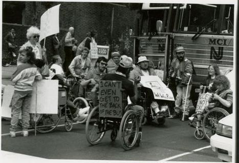8 ways in which the American Disabilities Act changed everyone's lives | Southmoore AP United States History | Scoop.it