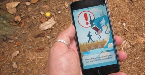 The Tragedy of Pokémon Go | Research_topic | Scoop.it