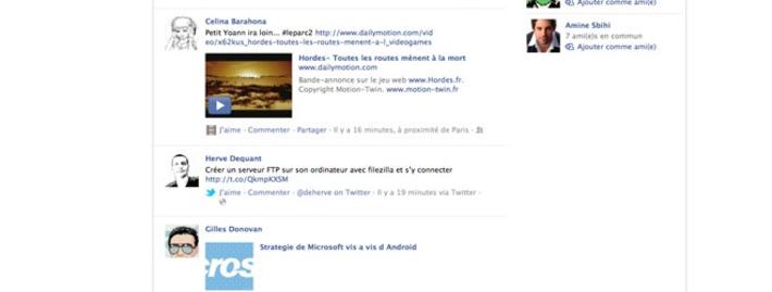 """Comment supprimer le Facebook Ticker   Veille Techno et Informatique """"AutreMent""""   Scoop.it"""