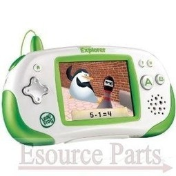 Leapfrog Leapster Explorer Learning Experience - Green | Electronic Stores in Mississauga - electronics parts mississauga | Scoop.it