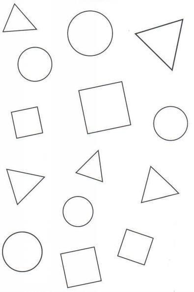Figuras geometricas para niños - Imagui | figuras geometricas | Scoop.it