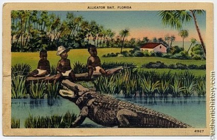 alligator bait | Our Black History | Scoop.it