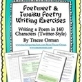 Poetry Activity Twitter-Style: Writing a Poetweet or Twaiku | Common Core Resources for ELA Teachers | Scoop.it