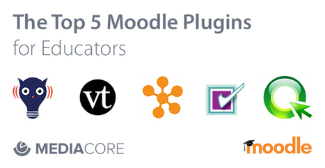 The Top 5 Moodle Plugins for Educators | mOOdle_ation[s] | Scoop.it