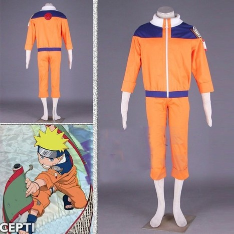 Cheap Naruto Uzumaki Hokage Cosplay Costume,Halloween anime cosplay costume party   Favorite Costumes   Scoop.it