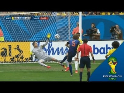 Brazil vs Netherlands 3 0 FIFA World Cup 2014 All Goals and Highlights (GAME SIMULATION) | whatsbest3 | Scoop.it