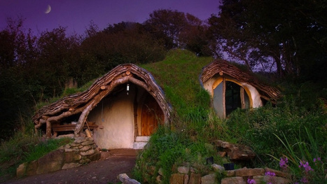 Real-life Houses That Look Like They Belong in the Shire | About Books | Scoop.it
