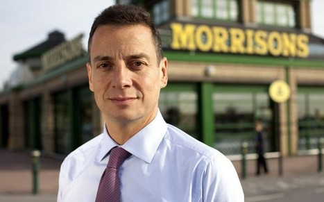 Food shopping in Britain changing forever as Morrisons goes online - Telegraph | Tesco Food and Online Grocery | Scoop.it