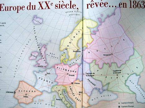 De la géographie à la géopolitique | Géographie : les dernières nouvelles de la toile. | Scoop.it